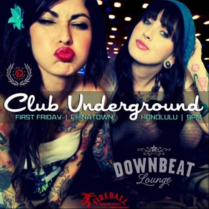 club underground