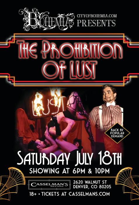 Prohibition Of Lust