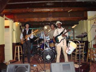 Kenny Skywolf Band
