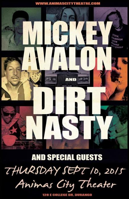 Mickey Avalon x Dirt Nasty w/ Special Guests