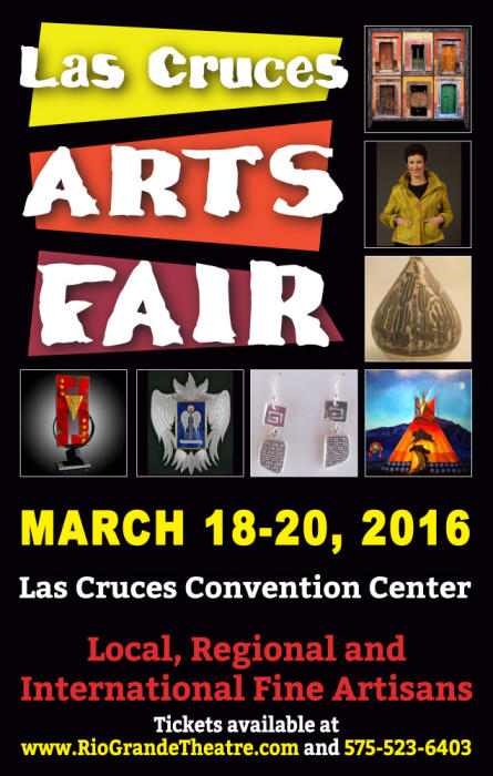 2016 Las Cruces Arts Fair