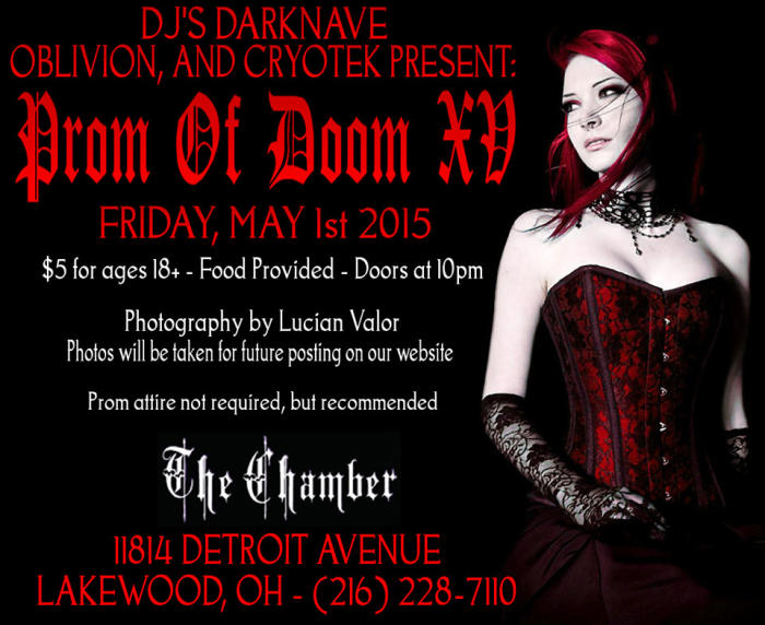 PROM OF DOOM XV