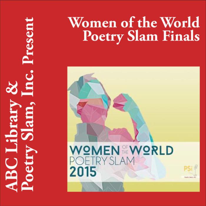 Women of the World Poetry Slam Finals