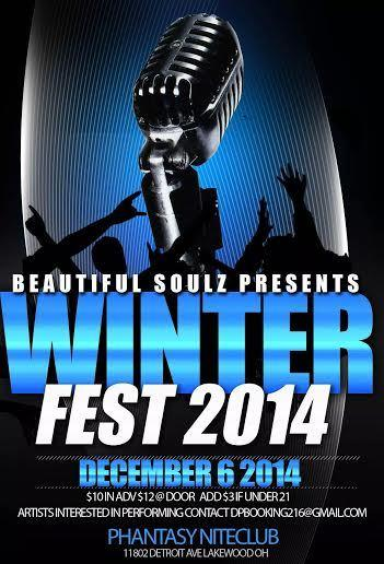 BEAUTIFUL SOULZ PRESENTS WINTER FEST 2014
