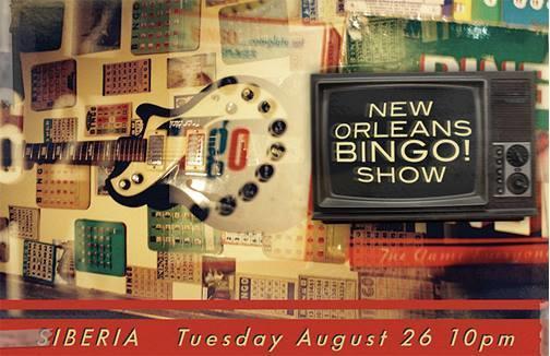 The New Orleans BINGO! Show