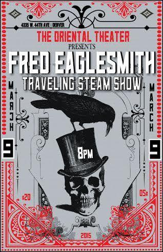 Fred Eaglesmith Traveling Steam Show