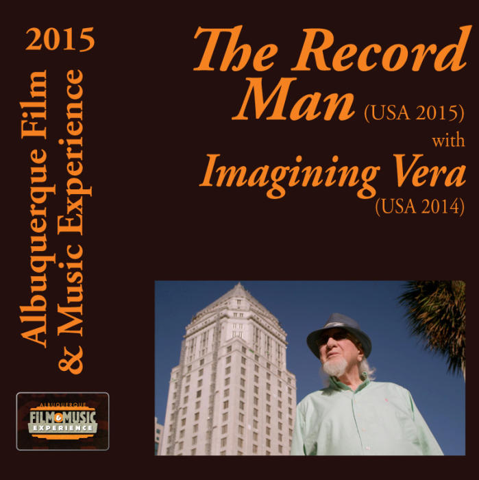 The Record Man (USA 2015) With Imagining Vera (USA 2014)