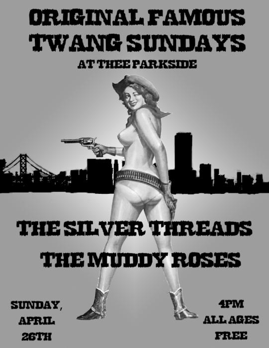 The Silver Threads, The Muddy Roses