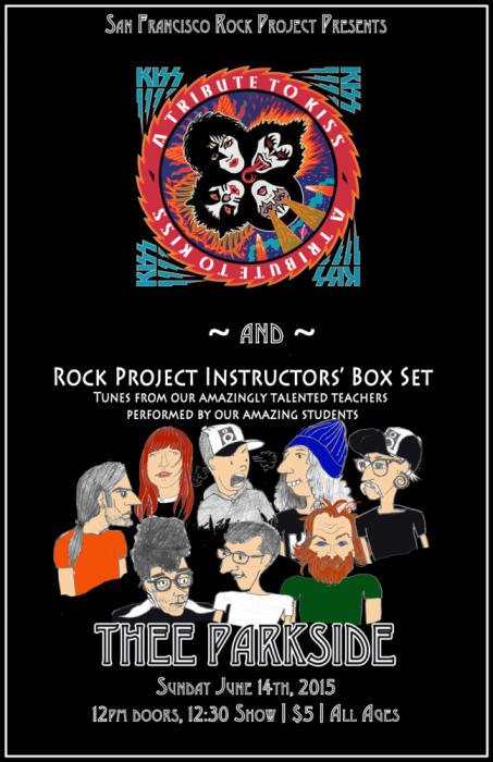 San Francisco Rock Project Presents: