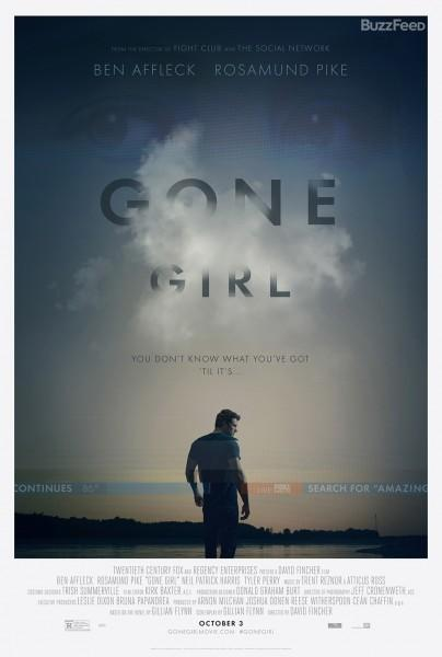 GONE GIRL (NEY YORK FILM CRITICS SERIES)