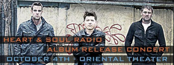 Heart & Soul Radio (album release party)