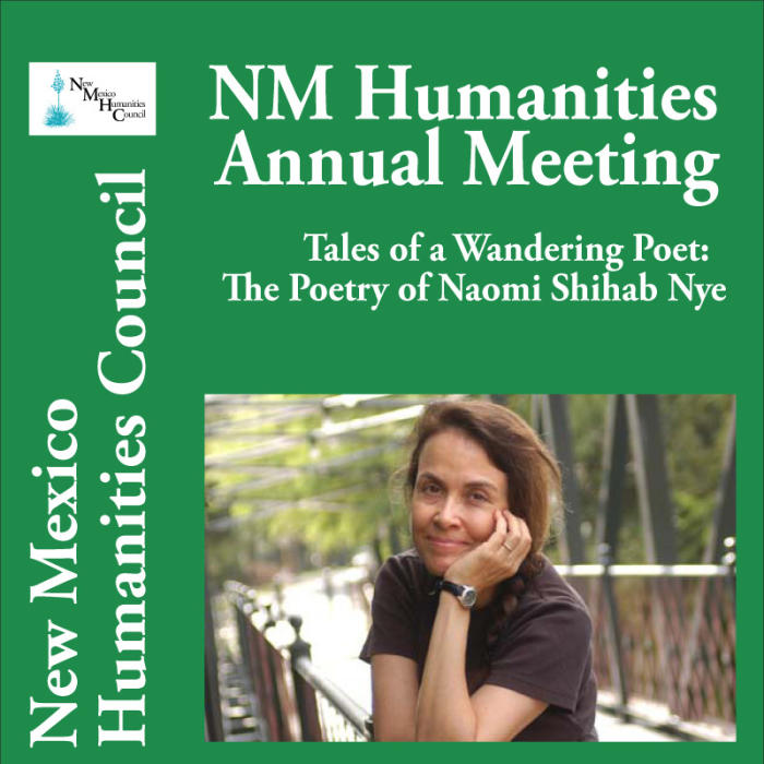 Tales of a Wandering Poet: The Poetry of Naomi Shihab Nye