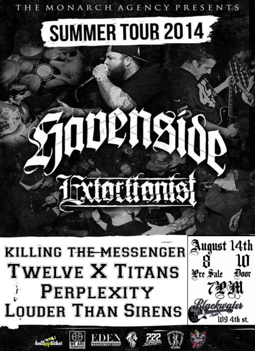HAVENSIDE EXTORTIONIST