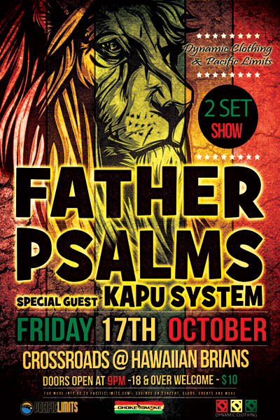 Father Psalms and Kapu System