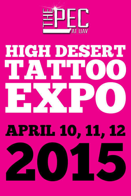 HIGH DESERT TATTOO EXPO