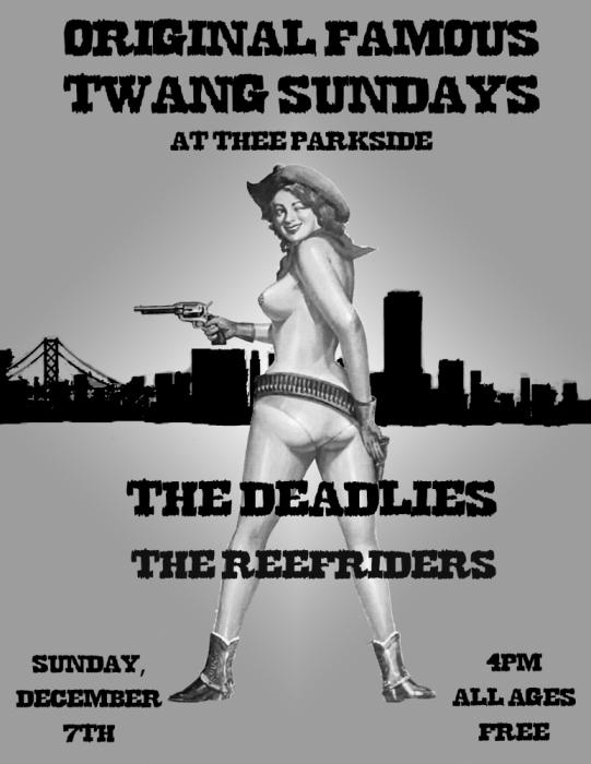 The Deadlies, The Reefriders