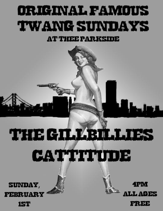 The Gillbillies, Cattitude