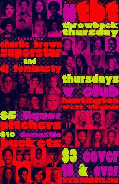#TBT W/ DJs Charlie Brown Superstar & Feminasty