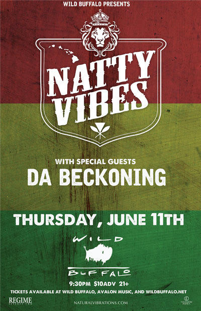 Natty Vibes, Da Beckoning