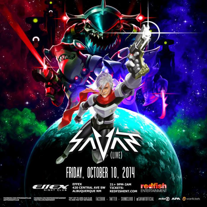 SAVANT (Live)