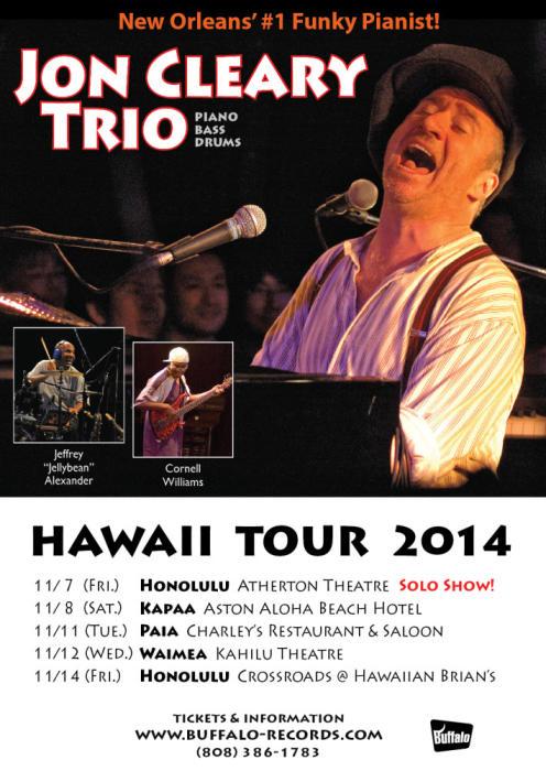John Cleary Trio