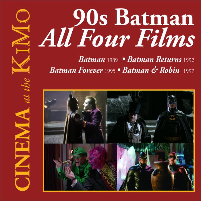 90s BATMAN