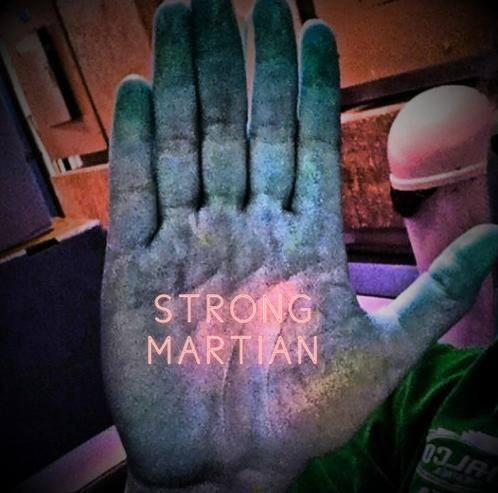 Strong Martian w/ The Head & Ideal Setback