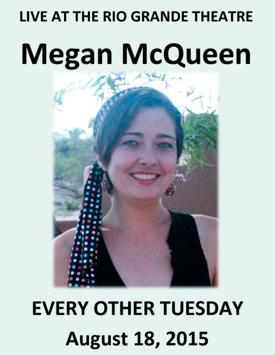 EOT: Megan McQueen - musical theatre
