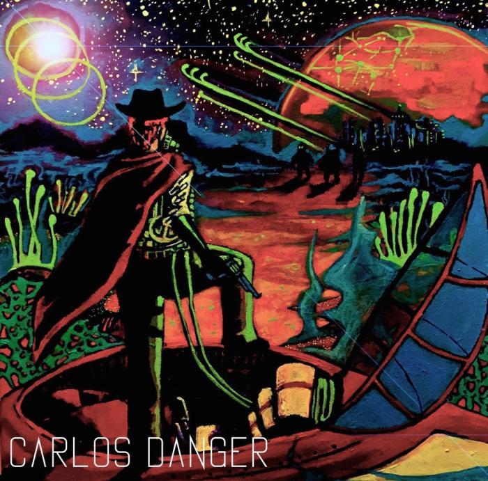 Carlos Danger w/ Midnight Fistfight