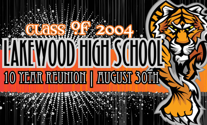 Lakewood High School Class of 2004 10 Year Reunion