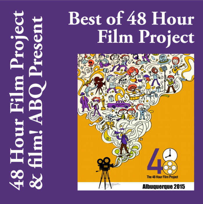 The Best 48 Hour Films 2015