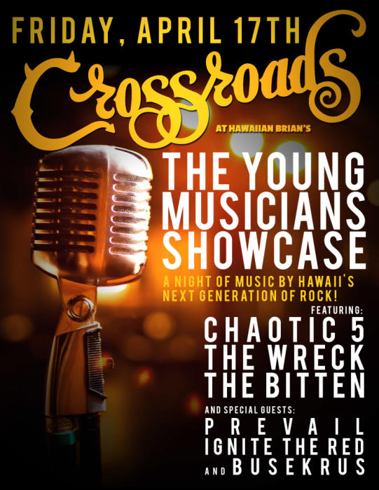 Young Musicians Showcase