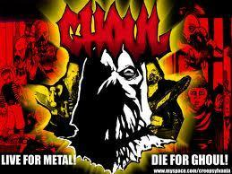 GHOUL | Black Anvil | TBA