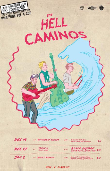 The Hell Caminos on Maui
