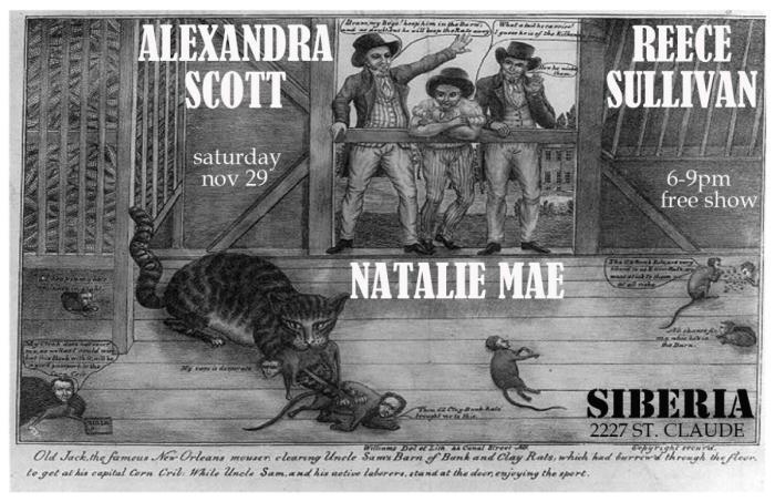 Alexandra Scott | Reece Sullivan | Natalie Mae