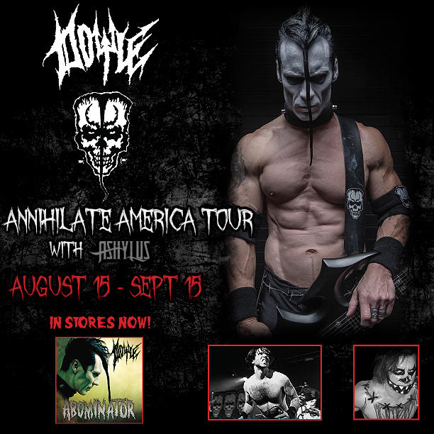 DOYLE (The Misfits) | Ashylus | TBA