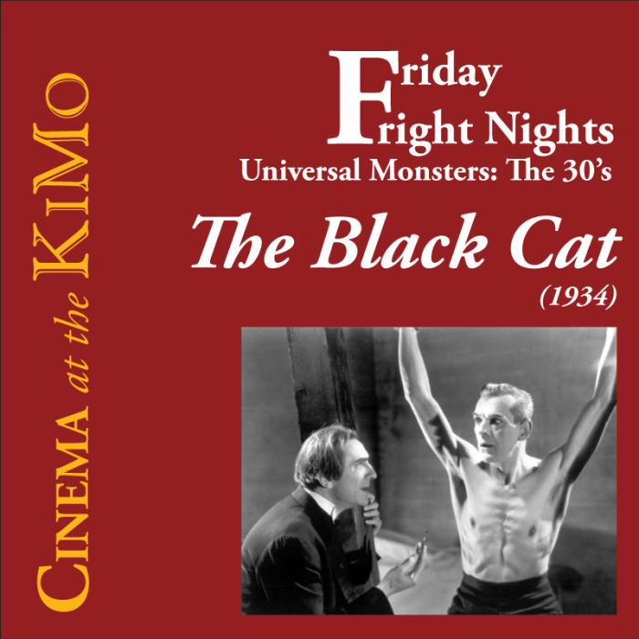 The Black Cat (1934)