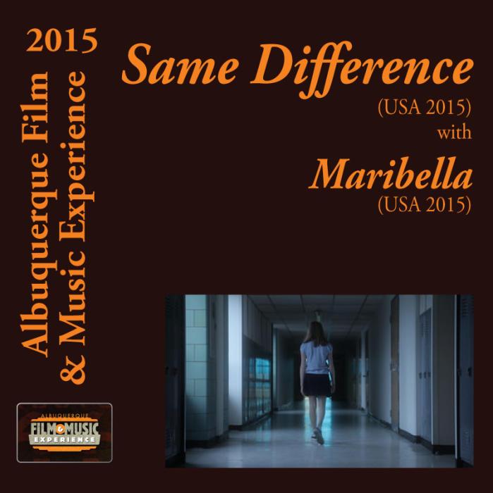 Same Difference (USA 2015) With Maribella (USA 2015)