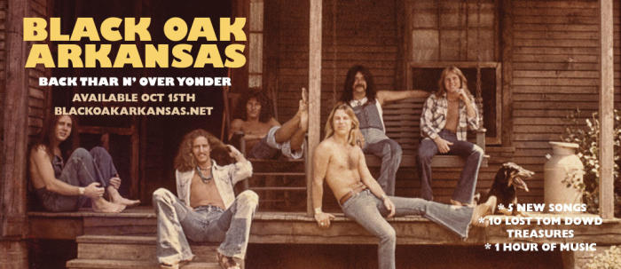 Black Oak Arkansas, Wild Eyes