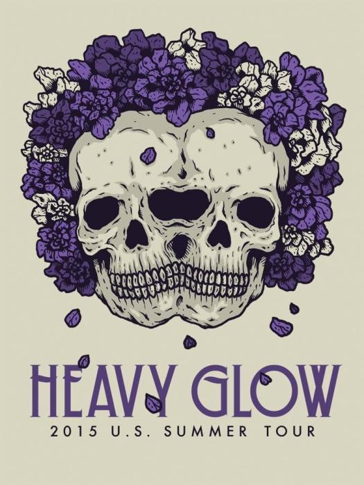 Heavy Glow w/ Jocephus and The George Jonestown Massacre