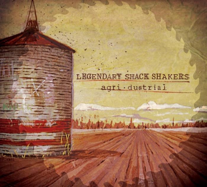 The Legendary Shack Shakers