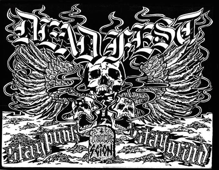 DEADFEST - SATURDAY ONLY