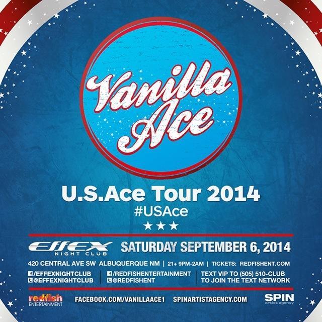 VANILLA ACE 2014 #USAce Tour