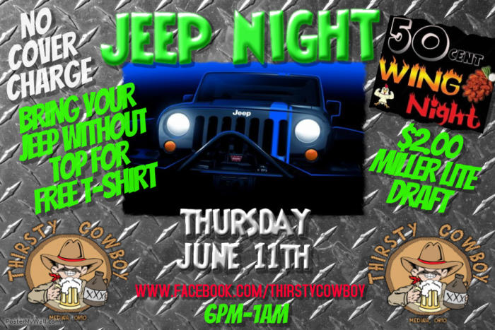 Jeep Night
