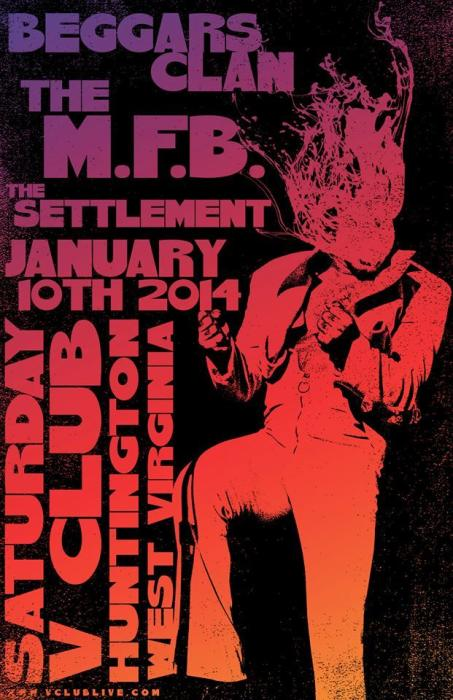 Beggars Clan / The M.F.B. / The Settlement