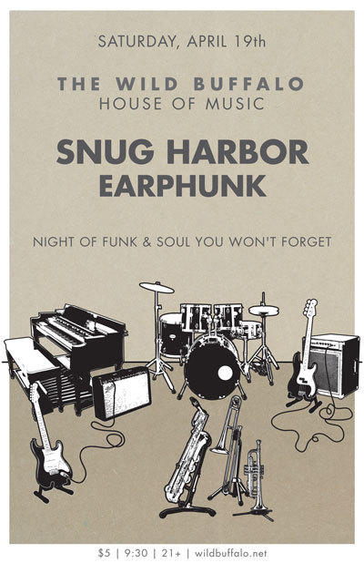 Snug Harbor, Earphunk