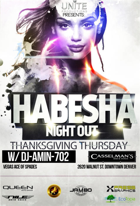 Habesha Night Out