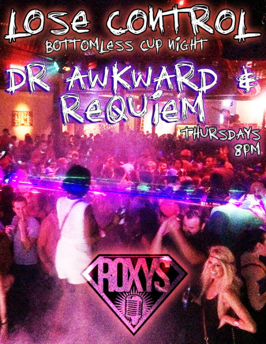Bottomless Cup - Dr Awkward-Requiem