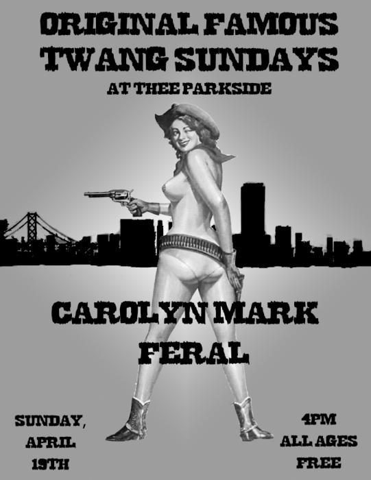 Carolyn Mark, Feral