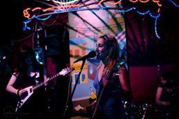 Giant Kitty w/ Kazha, Kristen Cothron & The Darkside